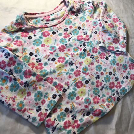 6-9 Month Multi Floral Top